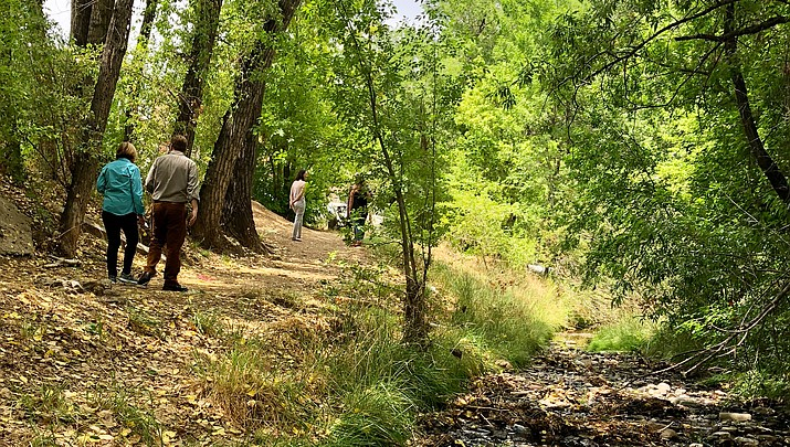 Prescott's Greenways are scenic, but do residents want to use them?