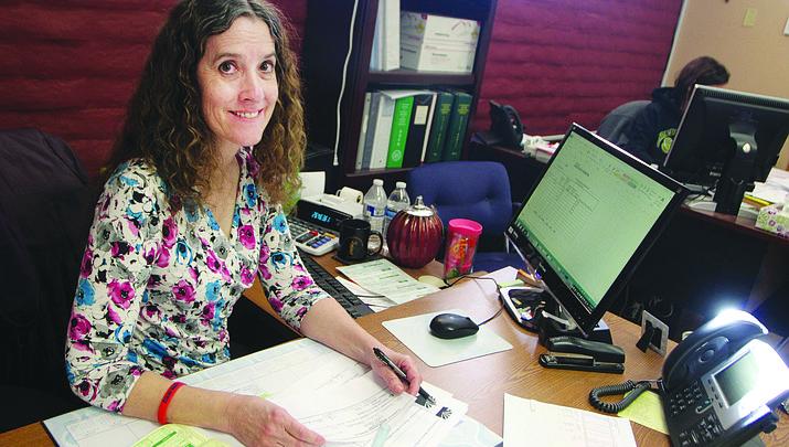 VERDE VALLEY EDUCATOR OF THE WEEK: Kristy Aston