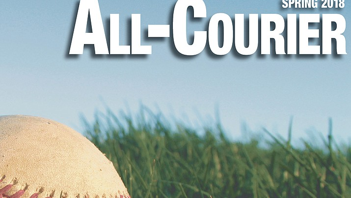 Loveall, Duryea, Bradley among those named All-Courier Player of the Year for spring 2018 season