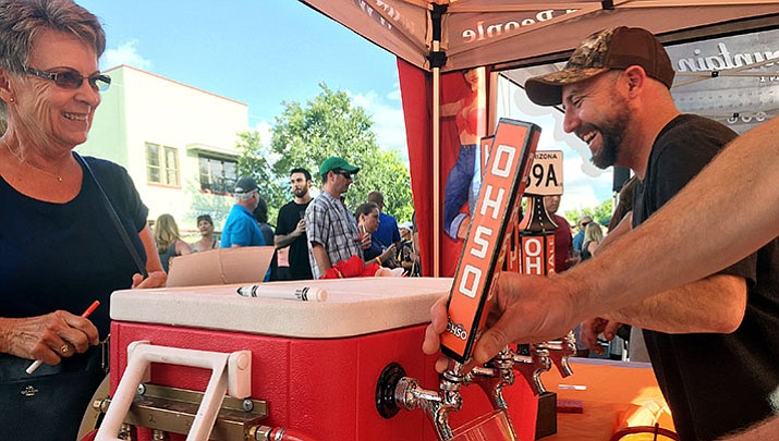 Mile High Brewfest this weekend has new location, VIP 'glampout'