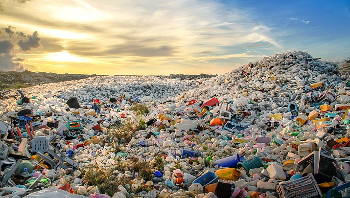 The world of plastics, in numbers