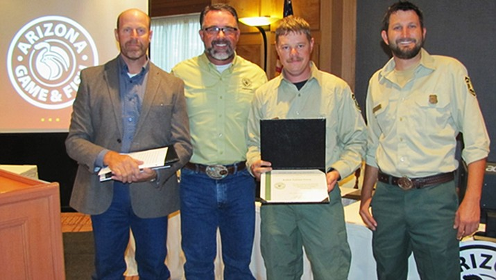 Kaibab Forest recognized for sustaining wildlife waters