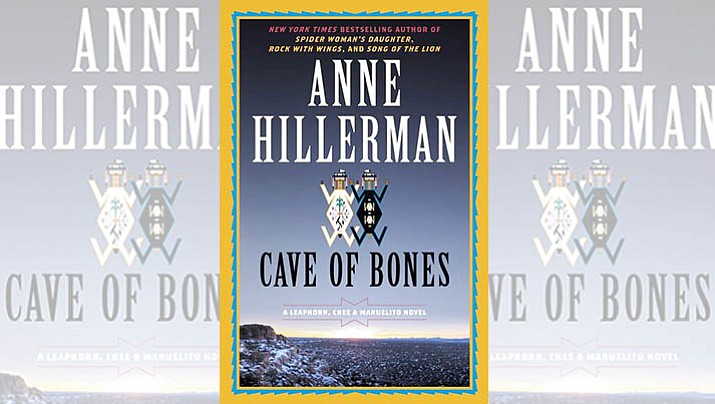 Book review: Cave of Bones, A Leaphorn, Chee & Manuelito Novel, by Anne Hillerman