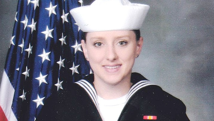 Kingman Photo | Kyla Cox Graduates from Navy Boot Camp