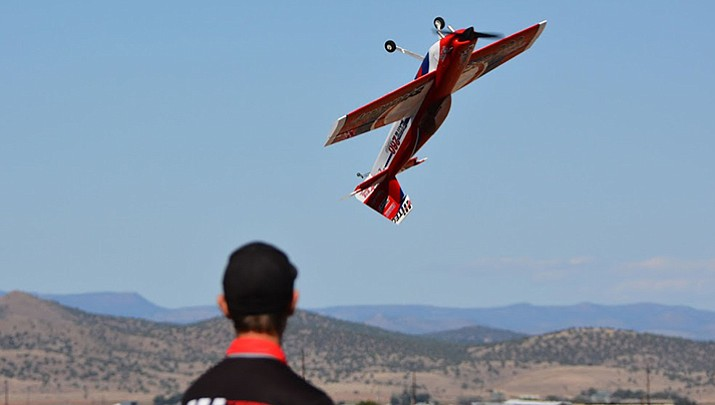 Model Aviators  to hold 'Fun Fly' Sept. 22