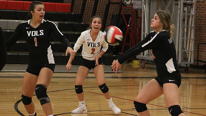 Prep Volleyball: Lady Vols lose heartbreaker to Prescott