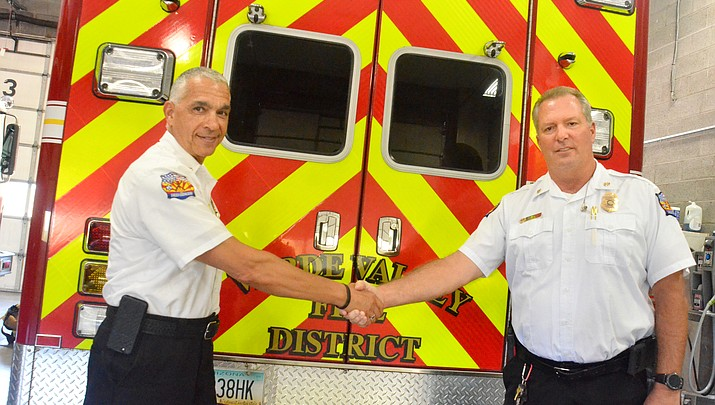 9 Questions for retiring Verde Valley Fire Chief Nazih Hazime