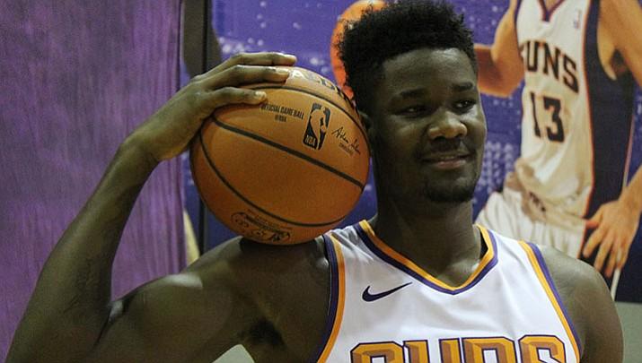 Ayton, new-look Suns ready to make noise