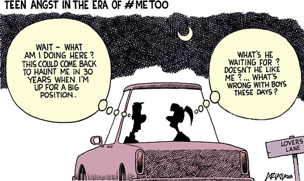 Editorial Cartoon: Sept. 26, 2018