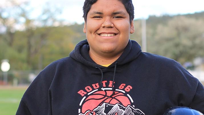 Williams High School senior spotlight: Mario Martinez
