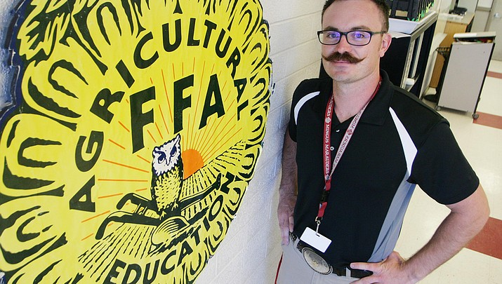 Q&A with Verde Valley's educator of the week: Chad Elmer