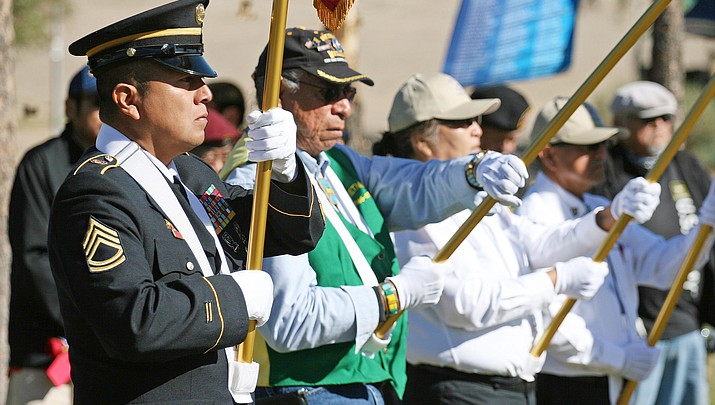 Verde Valley veterans urged to share their  stories
