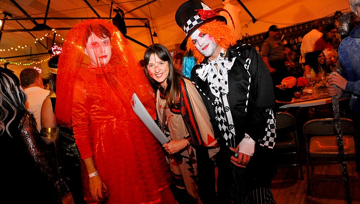 5 things you should know about this year's Jerome Halloween Dance