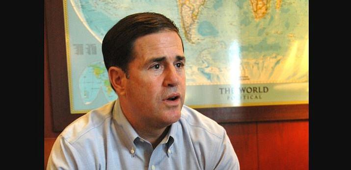 Letter | Despite what Ducey says, Arizona's  economy in bottom half