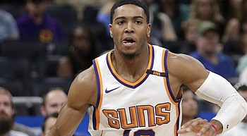 Phoenix Suns waive Shaquille Harrison; Will he return to Prescott Valley? photo