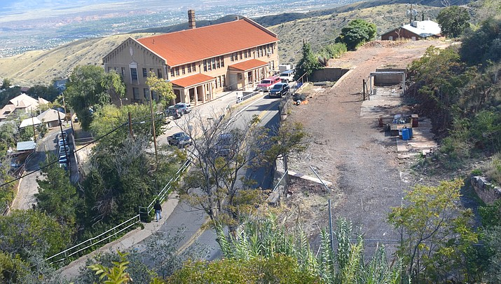 More parking for the masses in Jerome