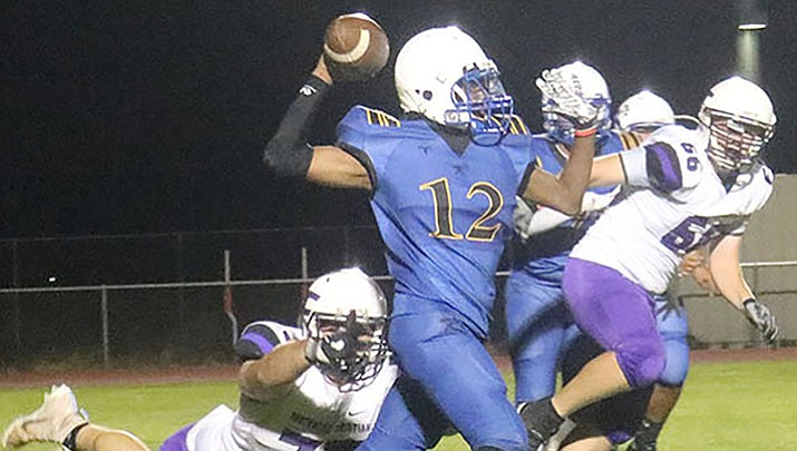Prep Football: Jackson, Bulldogs prepared for another challenge in No. 8 ranked Wickenburg