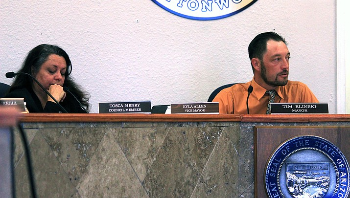 Council narrows candidates for Cottonwood city manager