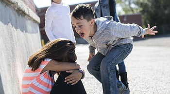 What to do when your child is bullied or is the bully photo