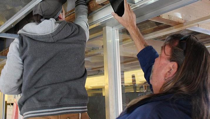 Arnold Plaza making progress toward veterans' resource center