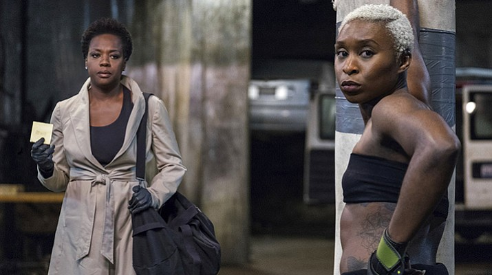 Film Review: A commanding turn from Viola Davis in 'Widows'