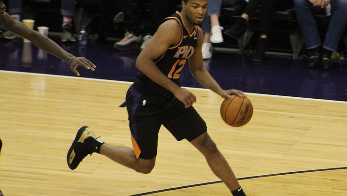 T.J. Warren scores 27 points, Suns beat Spurs 116-96