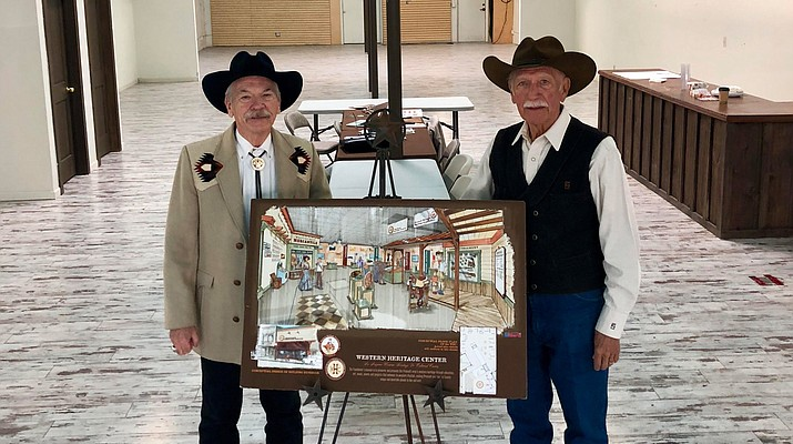 Western Heritage showcase coming to Whiskey Row