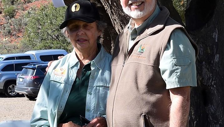 Villager Justine Kushner receives Friends of the Forest Distinguished Volunteer Award