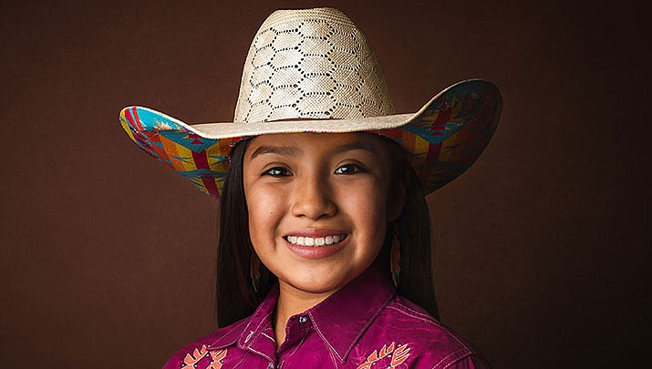 Local cowgirl Taliyah Bowman Crook off to Vegas for Jr. National Finals Rodeo