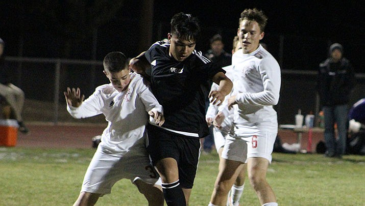 Prep Soccer: Vols cruise to win over River Valley