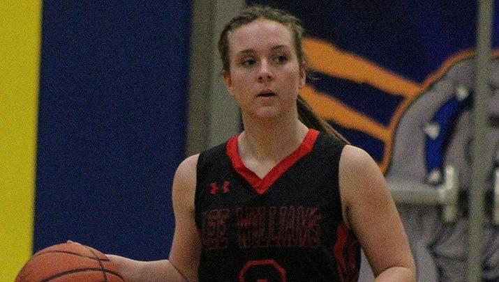 Prep Basketball: Lady Vols fall short in loss to Coconino