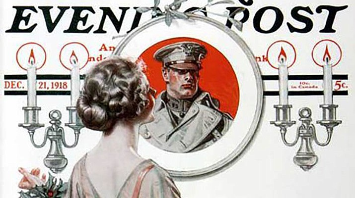 Days Past: Christmas 1918 — WWI over, rationing relaxed