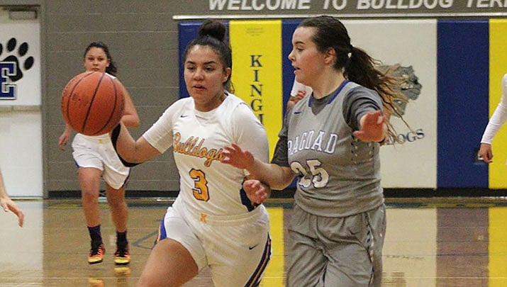 Prep Basketball: Defense leads Lady Bulldogs past Bagdad