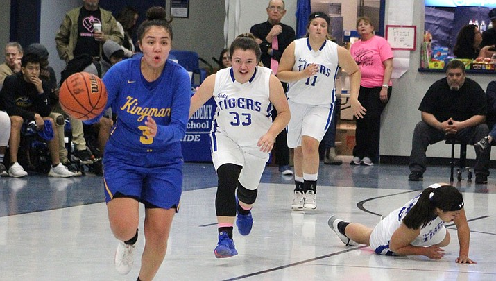 Prep Basketball: Lady Bulldogs hold off Academy for 11th straight win