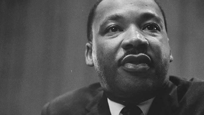 Martin Luther King Day designated to provide community service