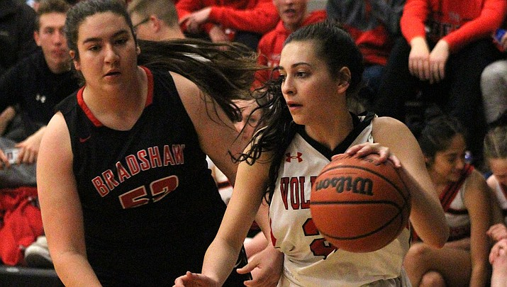 Prep Basketball: Lady Vols tally first win in program history over Bradshaw Mountain