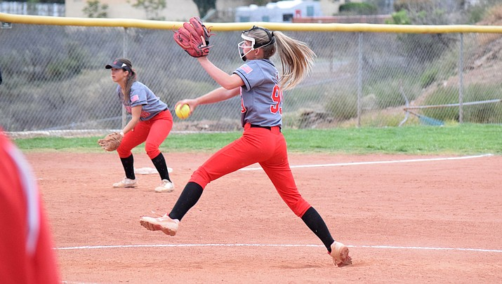 Mingus softball outscores Lee Williams 38-6 in doubleheader