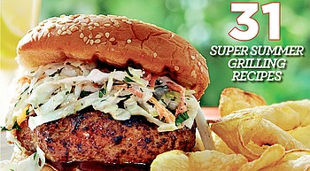Subscriber Exclusive: 31 Free Super Summer Grilling Recipes photo