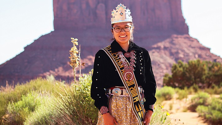 Power with purpose: Pageant queen to take stage Oct. 10