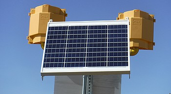 Police seek information about solar panel taken from speed sign in Chino Valley photo