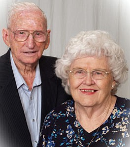 Donald and Rose Eaves<br> Courtesy photo