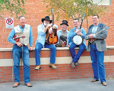 Courtesy Photo<br /><br /><!-- 1upcrlf2 -->The Back Porch Bandits will entertain during the 2012 Bluegrass Fest at Arcosanti with their 'Banditgrassed' mix of bluegrass and old cowboy western.