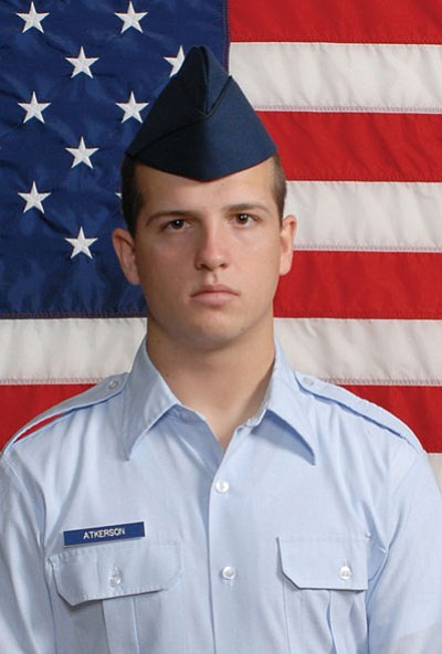 Air Force Airman David W. Atkerson