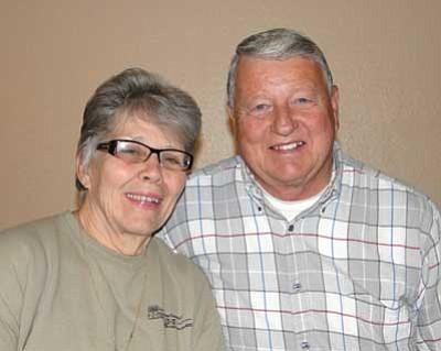 Judy and Bill Slankard