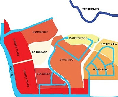 First planned in 1999 as the Homestead, Simonton Ranch continues to defy efforts to develop its commercial, industrial and residential parcels.