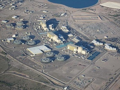 NEI estimates that Arizonans who are customers of Arizona Public Service and Salt River Project have so far paid about $580 million. Those two utilities are part owners of the Palo Verde Nuclear Generating Station.