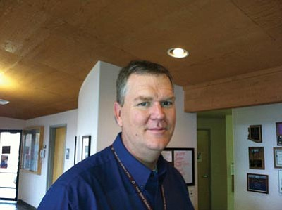 Scott Roderick is Chief Clinical Officer at the Verde Valley Guidance Clinic.
