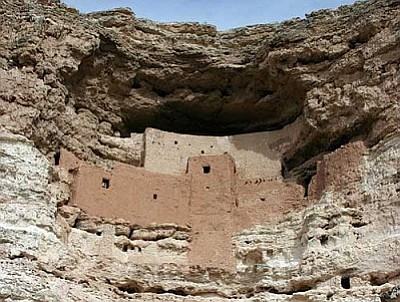 Montezuma Castle National Monument, Camp Verde
