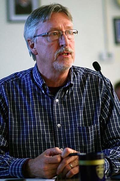 Steve Ayers, Economic Development director