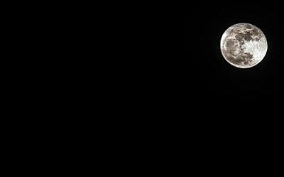 Full Moon, December 2014
